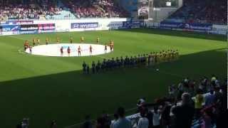 CSKAモスクワ VS アンジ @アレーナ・ヒムキ