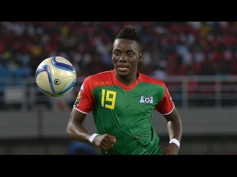 Bertrand Traore | Goals, Skills + Assists | Burkina Faso + U17