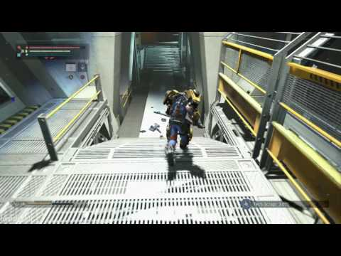 The Surge Gameplay Walkthrough Part 2 Central Production B 1 of 2