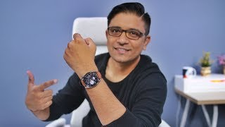 This Premium Smartwatch from Huawei runs for 14 days (Contest)
