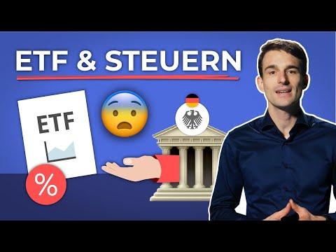 ETF & Steuern erklärt! Weniger Steuern auf deine ETFs zahlen | Finanzfluss