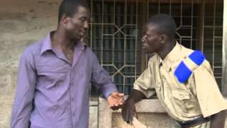 Lil Wayne (Kwadwo Nkansah) tells Kwaku Manu to sing Ghana