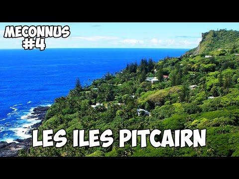 MÉCONNUS #4 : LES ÎLES PITCAIRN
