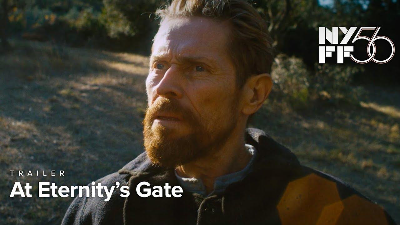At Eternity's Gate | Trailer | NYFF56