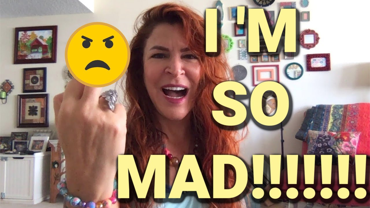 VIDEO:What Is Anger Really Saying???