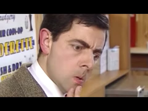 People Problems   Funny Clips   Mr Bean Official