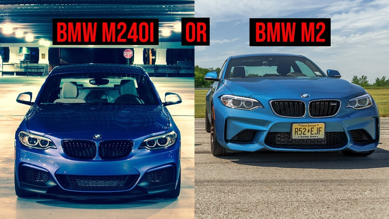 VIDEO REVIEW: BMW M240i w/ M Performance parts