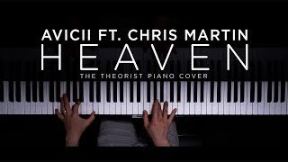 Avicii ft. Chris Martin - Heaven | The Theorist Piano Cover mp3
