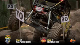 Tuff Truck Challenge 2016 - TEAM PARRY'S FENCING on Heartbreak Ridge