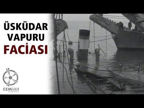 Üsküdar Vapuru Faciası Belgeseli | 1 Mart 1958 | Cem Fakir Documentaries