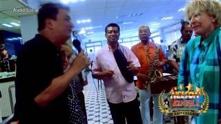 Nelson Kanzela en La Parroquia de Veracruz