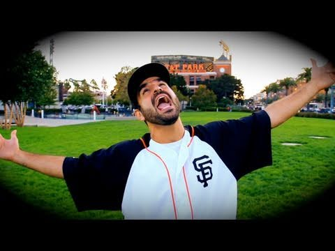ASHKON: DONT STOP BELIEVING  GIANTS 2010 ANTHEM