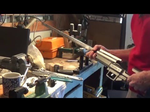 Savage Arms Model 12 Barreled Action - Eliseo S1 Chassis -  308