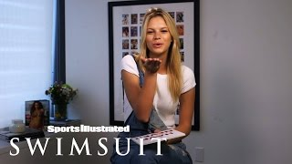 Nadine Leopold SI Swimsuit 2016 Casting Call