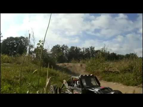 Outtakes Reely Dune Fighter Dirt Track CW Jump and Run