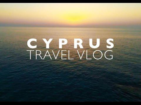 CYPRUS - TRAVEL VLOG | Elay Neal Moses