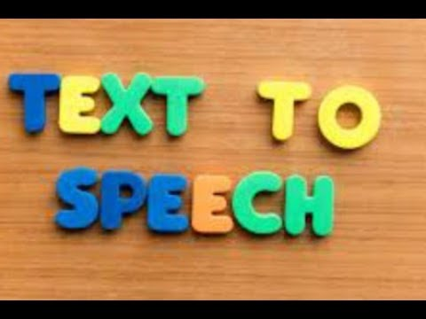 Instant Text to Speech Solution | Text to Speech Device | Free Text to Speech Device  Urdu-Hindi