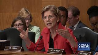 "Download Sen. Warren to Wells Fargo CEO: ""You should be fired."" (C-SPAN) Mp3 and Videos"