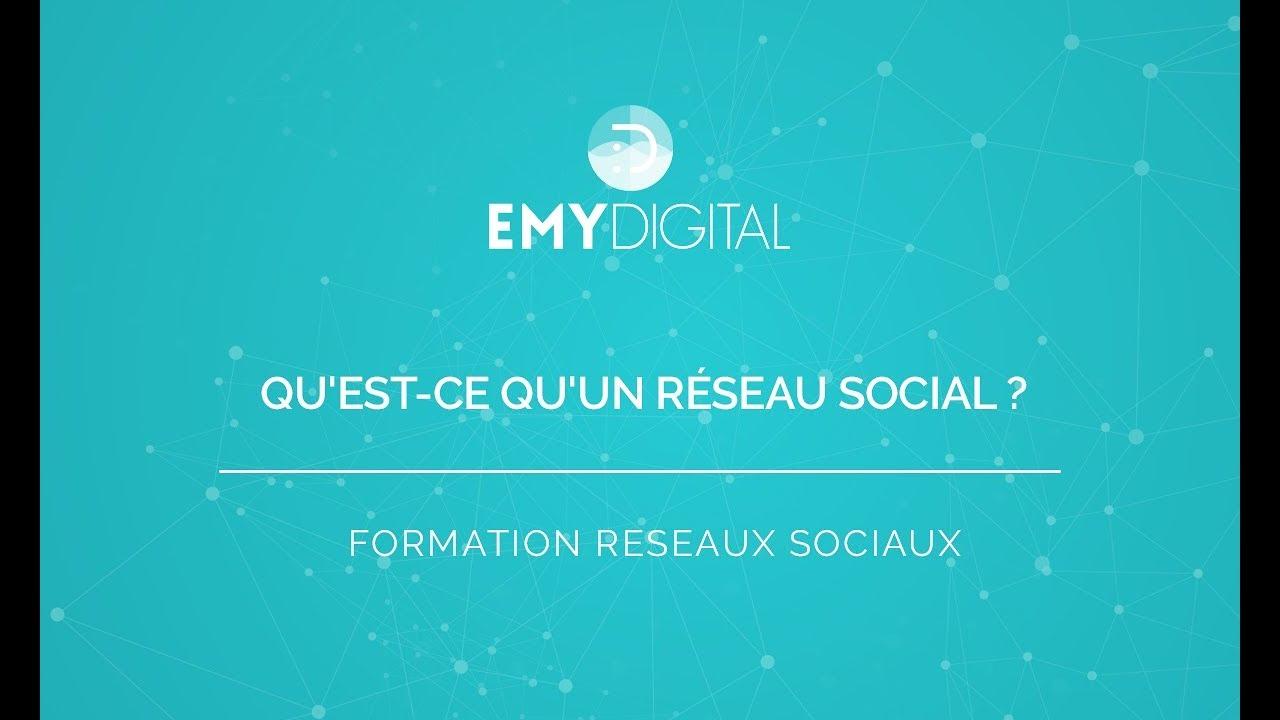 Download Réseaux sociaux - Qu'est-ce qu'un réseau social ?