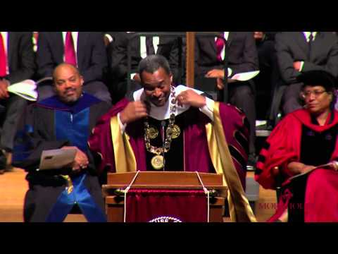 Morehouse College Opening Convocation 2014