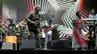 Thomas Mapfumo live at Mapungubwe Jazz & Heritage Festival Dec 2015