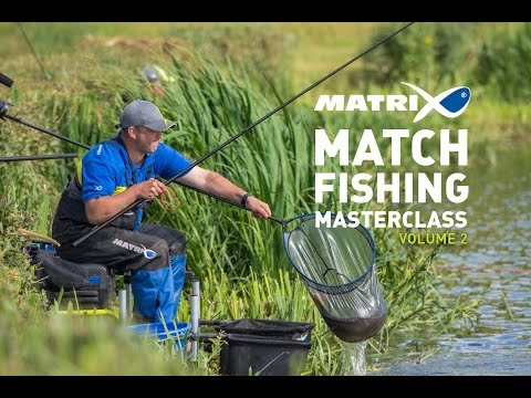 *** Coarse & Match Fishing TV *** Matrix Match Fishing Masterclass Volume 2