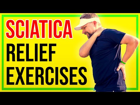 Instant Sciatica Pain Relief At Home - FOLLOW ALONG