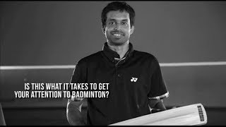 Indian Badminton League - Teaser - Is This What It Takes - Pullela Gopichand