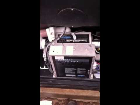 Cal spa pump prob youtube for Cal spa dually pump motor