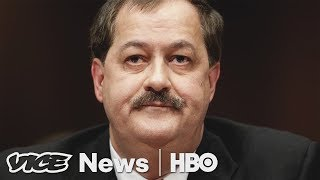 """""""Dark Lord of Coal"""" Says Mine Tragedy That Killed 29 Isn't His Fault (HBO)"""
