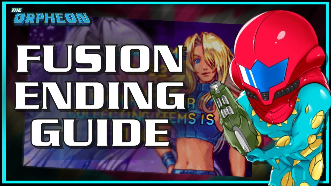 Metroid Fusion Ending Guide