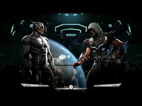 Rational Jim (Flash) vs. GGA Wafflez (Sub Zero)
