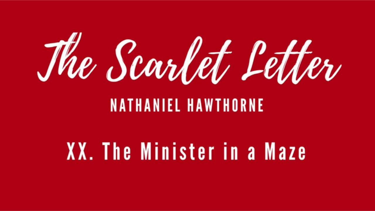 Scarlet Letter   Chapter 20   YouTube
