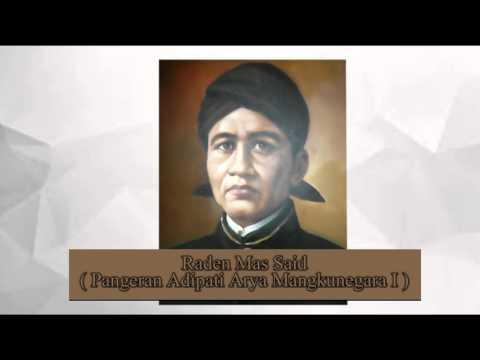 Peralawanan Pangeran Mangkubumi dan Raden Mas Said