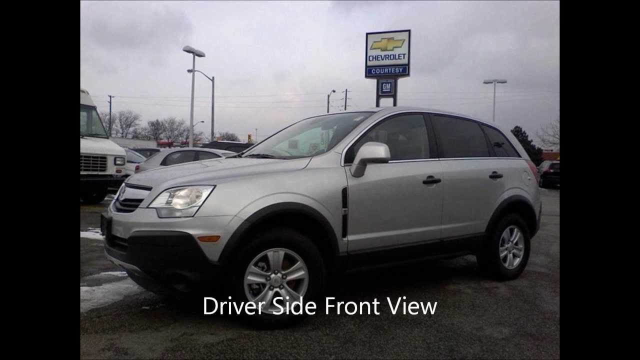 I Need A Car 2010 Saturn Vue Xe Sport Utility Suv