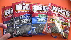 Snack Review: BIGS Sunflower Seed Round-Up