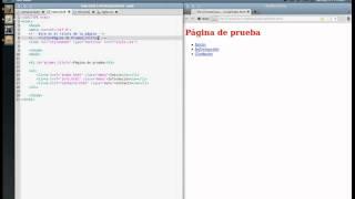 HTML y CSS Tutorial básico - (6) Comentar el código y Escribir CSS dentro del HTML (Español)