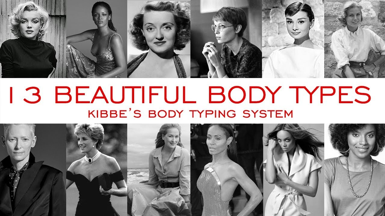 Kibbe Body Types | 13 Types, How To Find Yours & Why It's