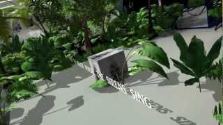 Linkin Park Castle of Glass - Marker AR System