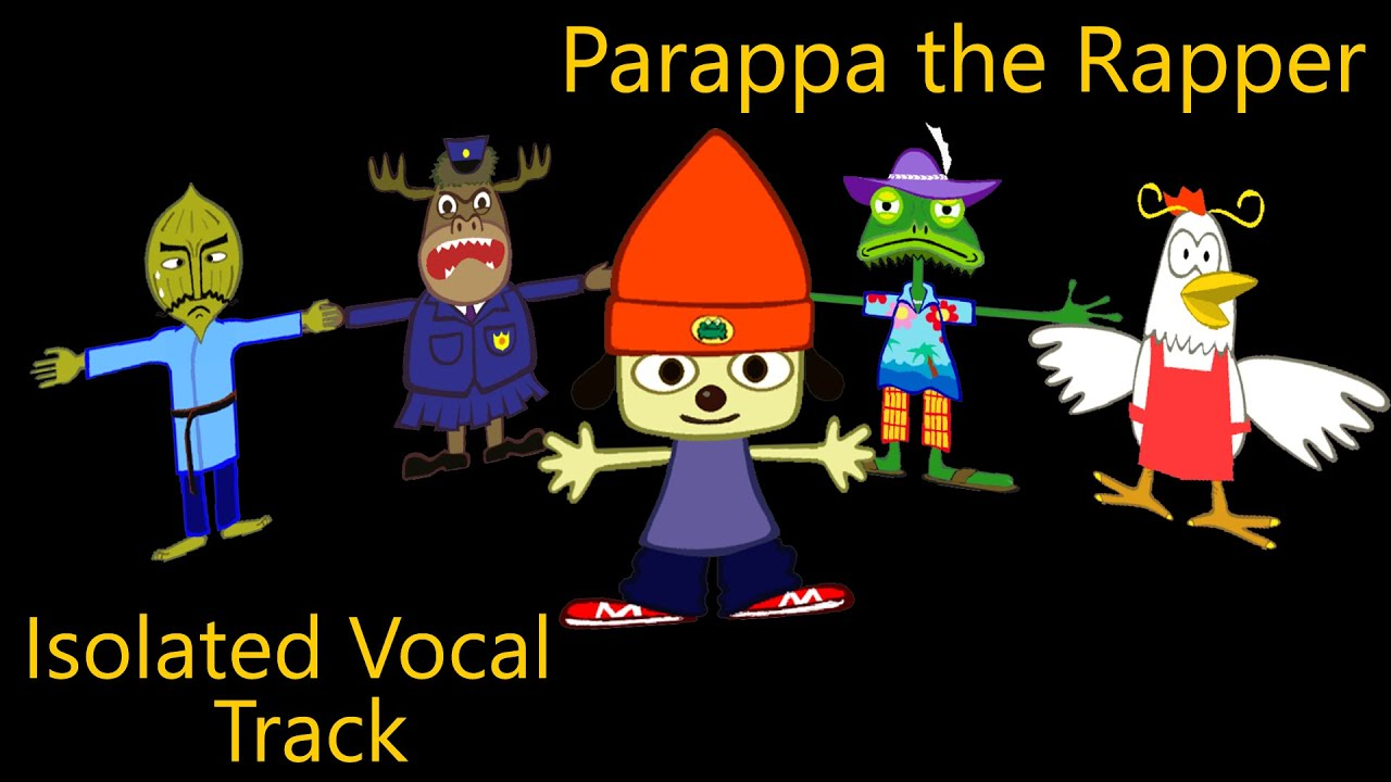 parappa the rapper - full tank/all masters' toilet rap (clean