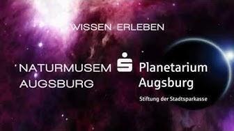 Naturmuseum Augsburg und Sparkassen-Planetarium: Wissen erleben