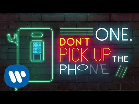 Image Description of : Dua Lipa - New Rules (Official Lyric Video)