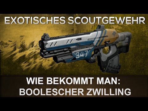 Destiny: So Kommt Man An: Boolescher Zwilling [Deutsch]