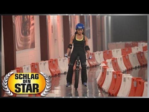 Spiel 5: Yike Bike - Schlag den Star