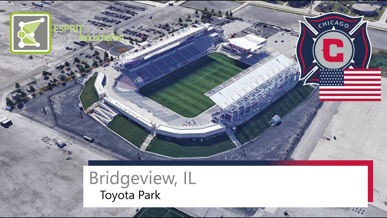 Nice Bridgeview, IL   Toyota Park / 2015