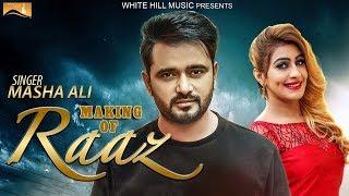Making of Raaz | Masha Ali | White Hill Music