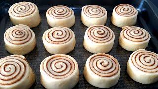 Cinnamon Rolls – Rolinhos De Canela