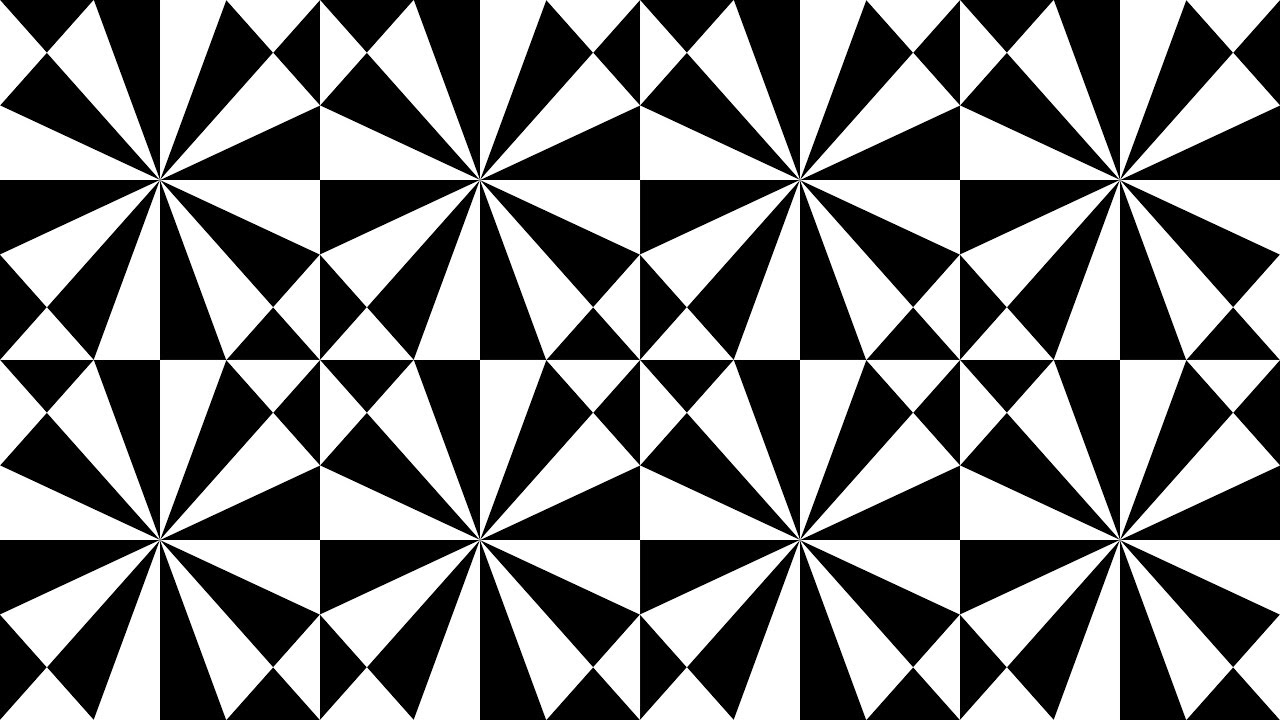 Geometric shapes design - Coreldraw Tutorials - black and white ... for Geometric Shapes Design Black And White  155fiz