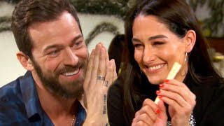 Nikki Bella Gets Flirty With DWTS Partner Artem Chigvintsev on Total Bellas