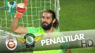Galatasaray - Akhisarspor Süper Kupa 2018 | Penaltılar MP3